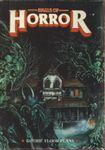 RPG Item: Halls of Horror: Gothic Floor Plans