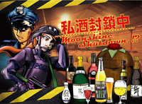 Board Game: Moonshine Shutdown