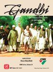 Board Game: Gandhi: The Decolonization of British India, 1917 – 1947