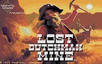 Video Game: Lost Dutchman Mine