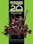 RPG Item: True20 Freeport: The Lost Island