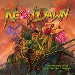 Board Game: Neon Dawn