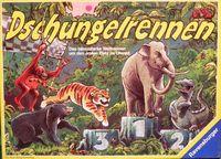 Board Game: Dschungelrennen
