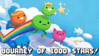 Video Game: Journey of 1000 Stars