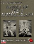 RPG Item: E.N. Classguides: Monks of the 9 Animal Clans