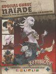 Board Game: Zombicide: Black Plague Special Guest Box – Naïade
