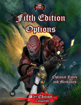 RPG Item: Fifth Edition Options