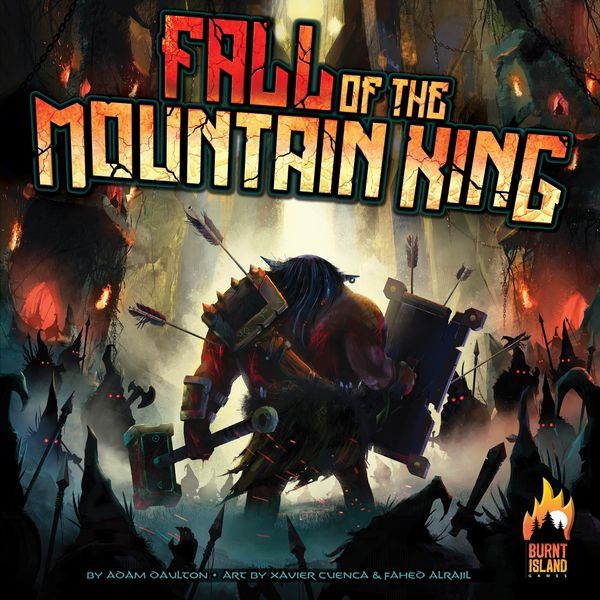 Fall of the Mountain King