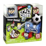Board Game: Crazy Cubes Soccer