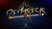 Video Game: Divekick