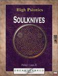 RPG Item: Soulknives