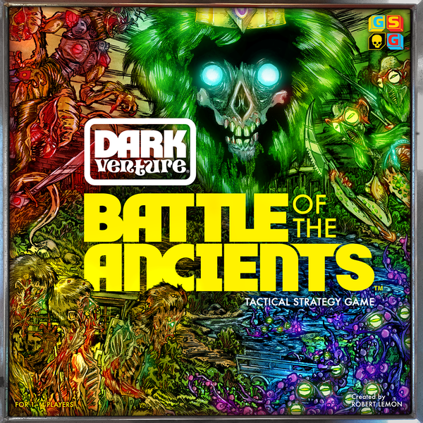 Dark Venture: Battle of the Ancients
