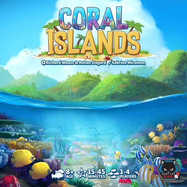 coral island spiel