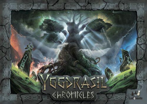 Board Game: Yggdrasil Chronicles