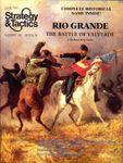 Board Game: Rio Grande:  The Battle of Valverde