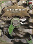 RPG Item: Supplementary Rulebook II: Ultimate Feats