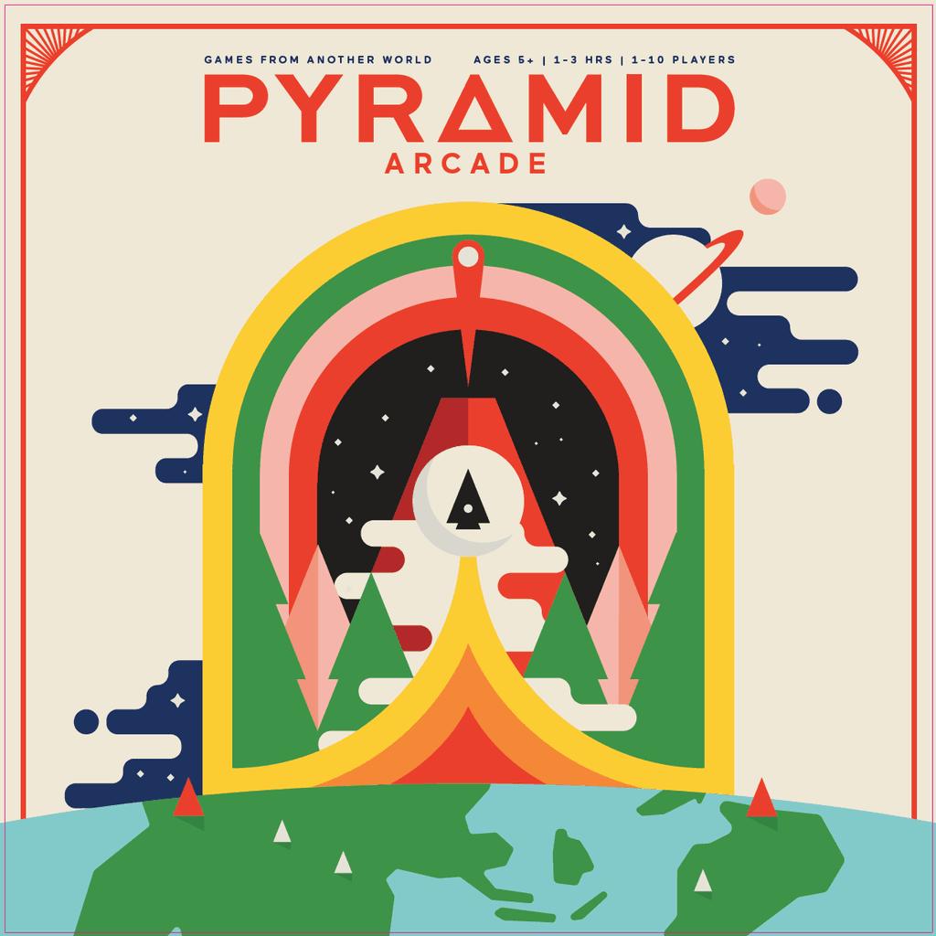 Board Game: Pyramid Arcade