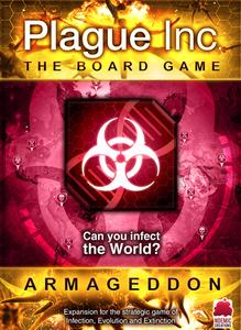 Plague Inc.: Armageddon Cover Artwork