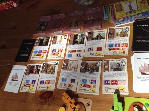 Board Game: Pax Renaissance