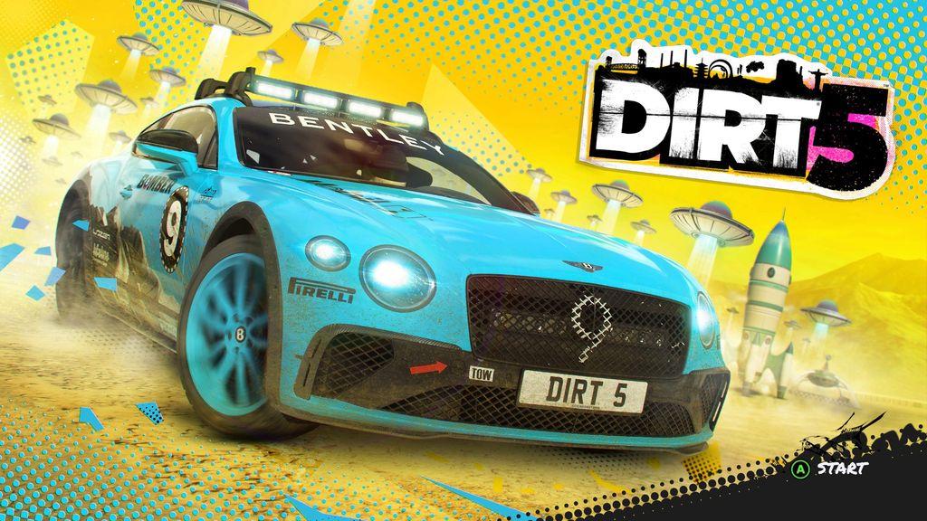 Video Game: DIRT 5