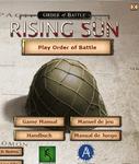Video Game: Order of Battle: Rising Sun