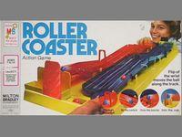 Board Game: Roller Coaster
