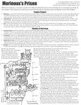 RPG Item: Morinoux's Prison