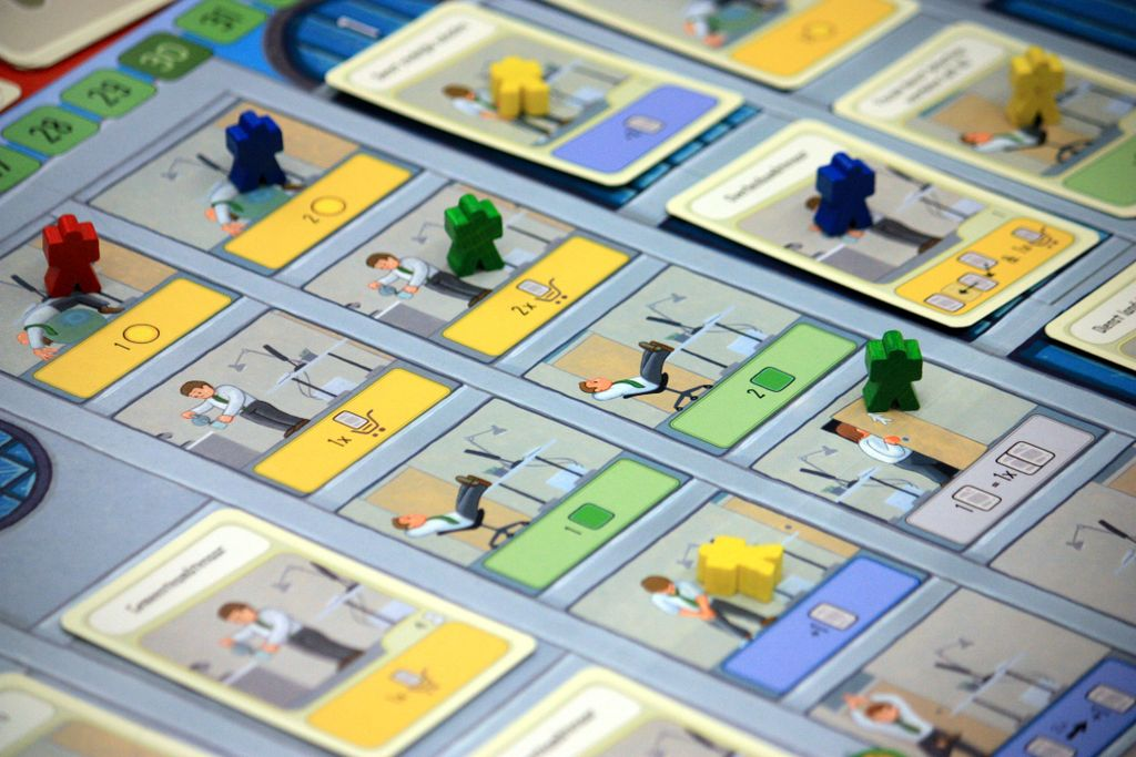 Board Game: Copycat