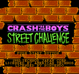 Video Game: Crash 'n the Boys: Street Challenge