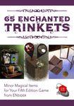 RPG Item: 65 Enchanted Trinkets