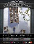 RPG Item: VTT Map Pack: Buildings: Wilderness 1