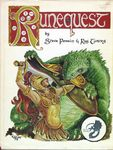 RPG Item: RuneQuest (2nd Edition)