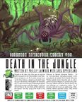 RPG Item: #09: Death in the Jungle