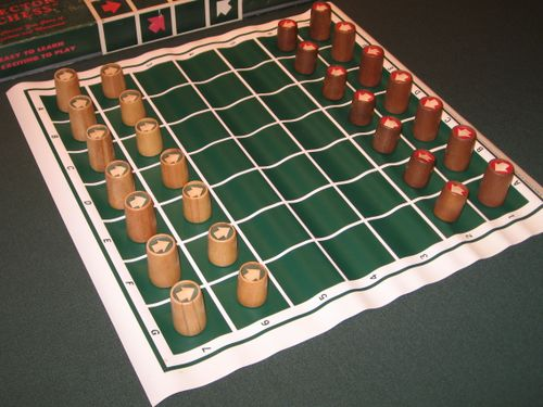 Board Game: Vector Chess