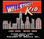 Video Game: Wall Street Kid