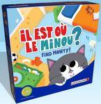 Board Game: Find Monty!