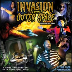 Invasion from Outer Space: The Martian Game Image