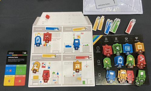 Board Game: Décorum