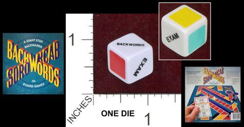 Board Game: Backwords