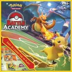 Pokémon Trading Card Game Battle Academy Cover Artwork