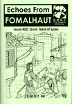 Issue: Echoes From Fomalhaut (Issue #02 - Aug 2018)