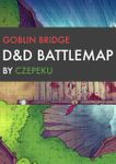RPG Item: Goblin Bridge D&D Battlemap