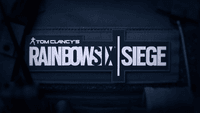 Video Game: Tom Clancy's Rainbow Six: Siege