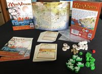 Board Game: The Ming Voyages