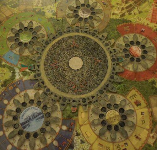 Board Game: Tzolk'in: The Mayan Calendar