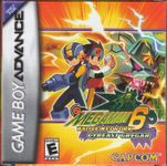 Video Game: Mega Man Battle Network 6