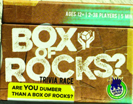 Board Game: Are You Dumber Than a Box of Rocks?