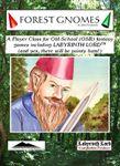 RPG Item: Forest Gnomes