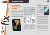 Issue: Le Fix (Issue 100 - May 2013)