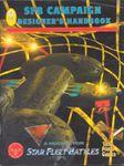 Board Game: Star Fleet Battles: Campaign Designer's Handbook